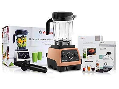 Vitamix 750 Copper Heritage G Series Blender With 64 Ounce