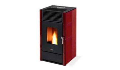 Cadel cristal rosso ad Euro 1100.73 in #Cadel #Stufe a pellet ...