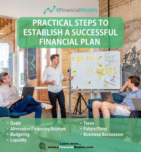 Practical Steps to Establish a Successful Financial Plan