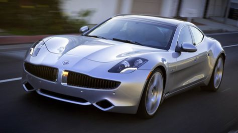 Fisker Karma Auto Is Back The First Installments Of Karma Revero