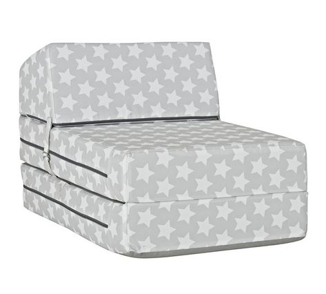 Buy Argos Home Silver Stars Chair Bed Sofa Beds Chair Bed Sofa Bed Bed