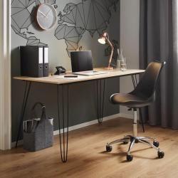 Schreibtisch Julian Ca 150x70cm Bessagibessagi Haus Deko Schreibtisch Arbeitstisch