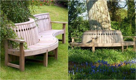 Amenagement Jardin Exterieur Mobilier Et Objets Design Avec