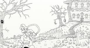 Image Result For Luigi S Mansion Dark Moon Coloring Pages