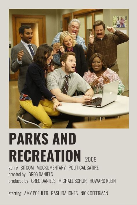 parks and recreation by rebecca