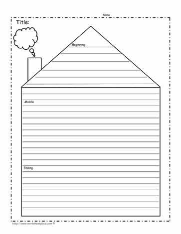 Story Beginning Middle End How To Begin A Story Graphic Organizers Writing Lessons Beginning middle and end worksheets