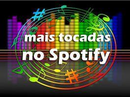 Top 10 Musicas Mais Tocadas No Spotify Em 2020 Musicas Mais