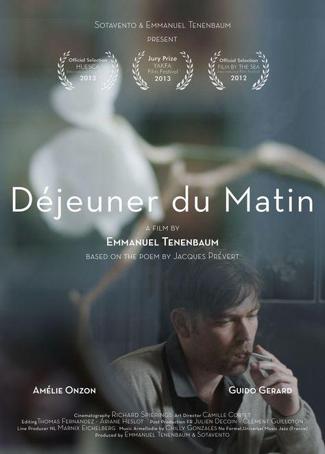 Déjeuner Du Matin Un Poème De Jacques Prévert Studio