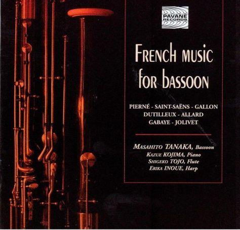 Various Artist - French Music For Bassoon