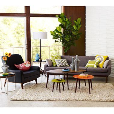 Happy Chic by Jonathan Adler Bleecker Sofa jcpenney Living Room Pinterest Jonathan adler Living rooms and Room