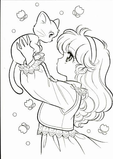 Anime Coloring Books Best Of Vintage Japanese Coloring Book 7 Manga Coloring Book Cute Coloring Pages Coloring Books