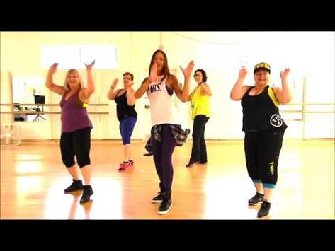 Zumba® with LO - *Hold On We're Going Home / Mambo Remix - YouTube