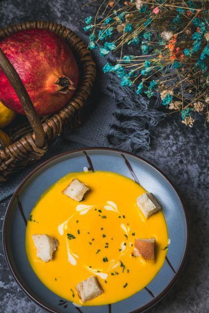 かぼちゃ の スープ 簡単