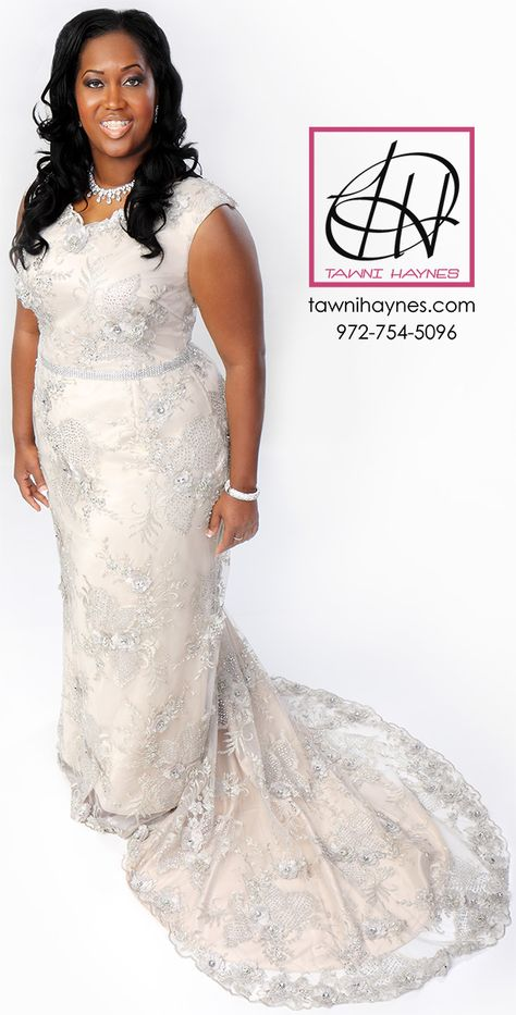 Custom Made V-Neck Cap Sleeve Beaded Gown. Call 972-754-5096 or Order @ http://shop.tawnihaynes.com/product-p/v-neck-cap-sleeve-beaded-gown.htm