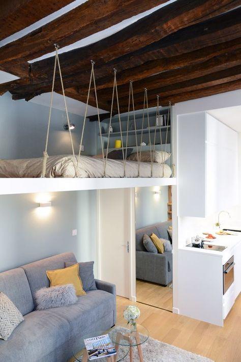 Petite chambre : bien l'aménager et la décorer
