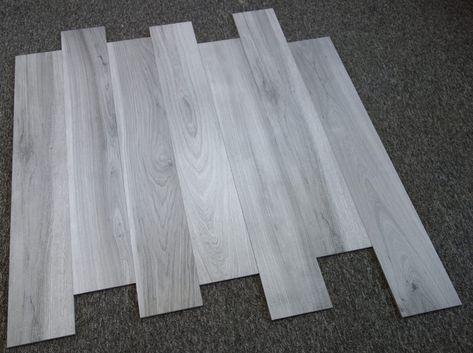 Płytki Drewnopodobne Szare 120x20 Gres Charisma Grey