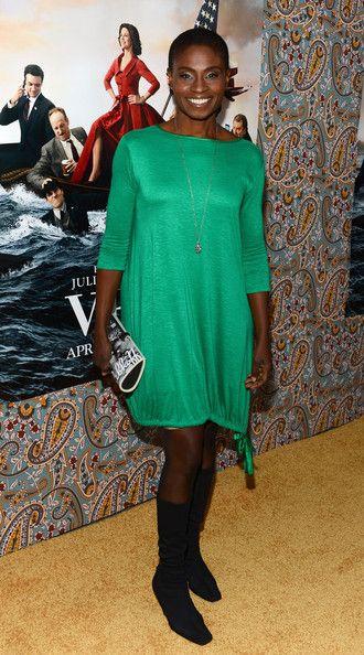 Adina Porter Photos Photos Veep Season 3 Premiere Event Part 2 Premiere Paramount Studios Fashion