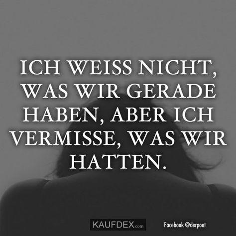 #Aber #gerade #haben #HÄTTEN #ich #nicht #vermisse