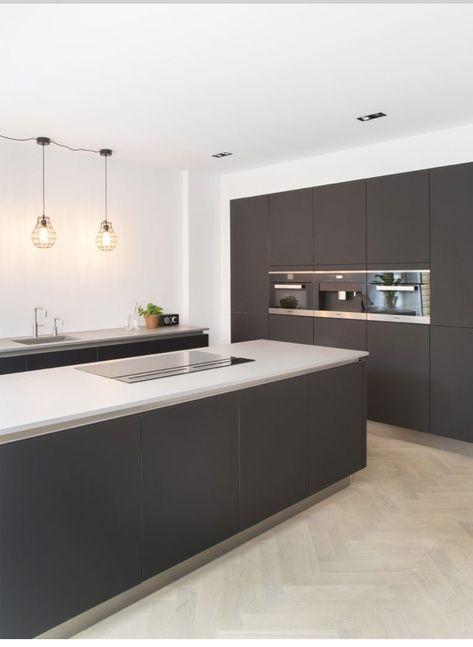 Opbergkasten In Pvc.Visgraat Pvc Ook Mogelijk In De Keuken In 2019 Keuken