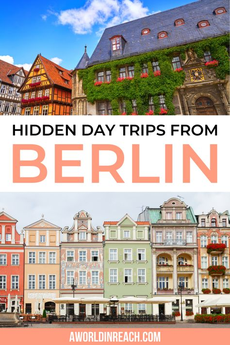 10 Incredible Day Trips from Berlin, Germany