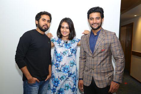 Operation Gold Fish Movie Team At Gitam Institute Of Management Vizag - Gallery