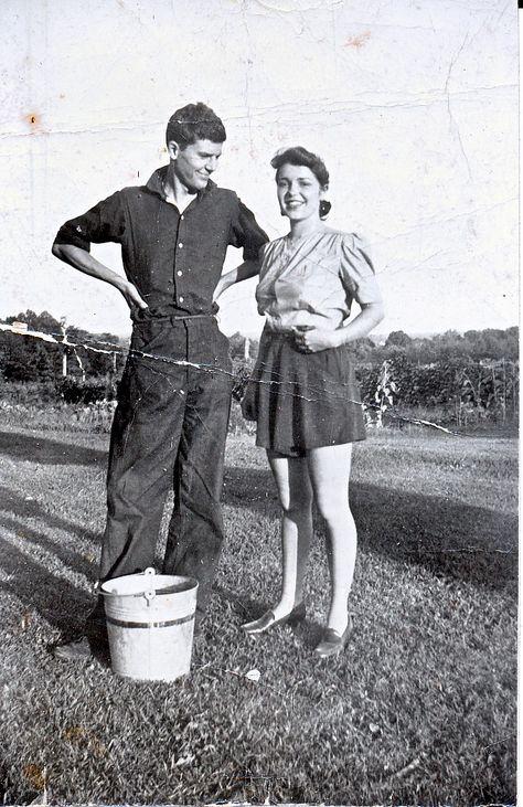 Couple, 1940