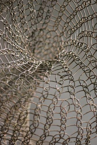 ruth asawa, sculpture - inspiration for light furniture surface or lamp