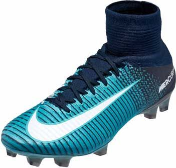 Nike Mercurial Superfly V Obsidian And White Soccer Boots Soccer Shoes Kids Soccer Cleats