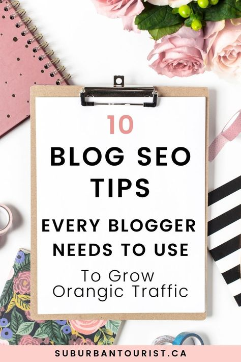 Blog SEO Tips For Bloggers To Explode Organic Blog Traffic