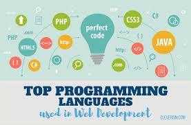 Web Development Full Course Web Programming Languages Web Development Top Programming Languages