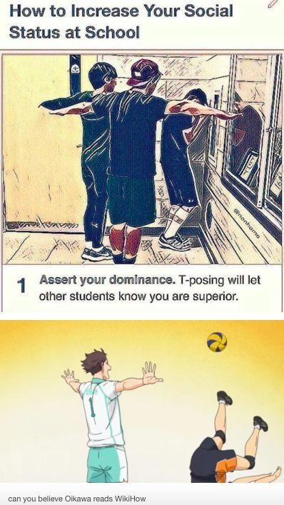 Sis Is That Bts With Images Haikyuu Anime Haikyuu Haikyuu Funny