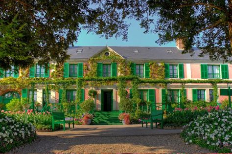 Claude Monet's house, Giverny, France