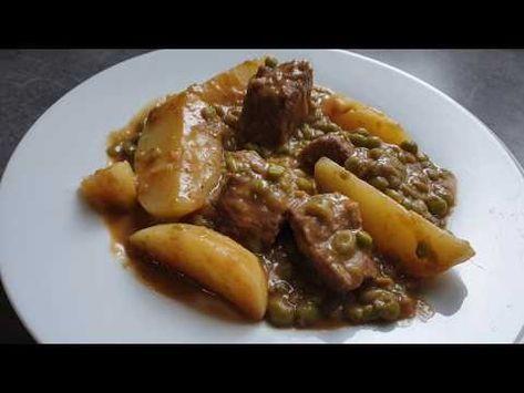 Ragout De Viande Pommes De Terre Au Mr Cuisine Connect De Lidl