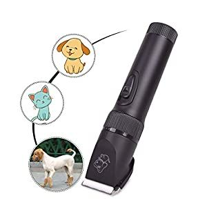 Dog Clippers Pet Shaver Clippers Pet Hair Electric Clippers Rechargeable Dog Grooming Hair T In 2020 Cat Grooming Tools Dog Clippers Dog Grooming