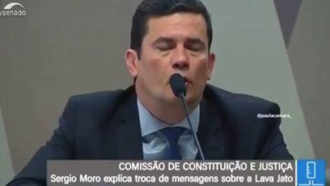 Ministro Sérgio Moro desafia Greenwald   #DetonaTudoMoro