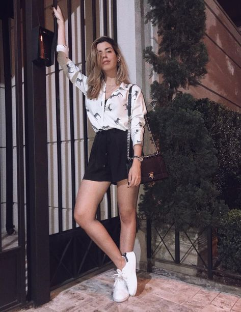 casual chic look Source by garotasestupidas