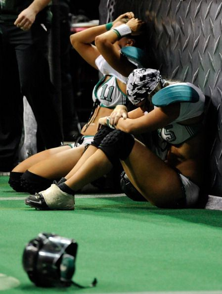 Lingerie Football Players Stopped Getting Paid Because One