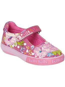 Lelli Kelly Hermione Baby Mid Fuxia Fantasy