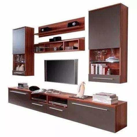 centro de entretenimiento mueble para tv minimalista MEDIDAS 240 cm - muebles para tv