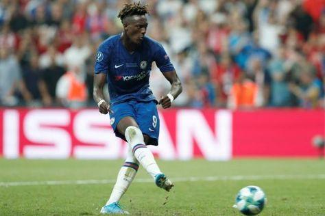 Supercoupe d'Europe : Tammy Abraham (Chelsea) victime de racisme après son tir au but manqué face à Liverpool - Foot - Supercoupe - L'Équipe.fr