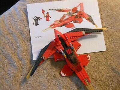Lego Ninjago 70721 1 Kai Fighter Partial No Instructions Afflink Contains Affiliate Links When You Click On Links To Va Lego Ninjago Ninjago Mini Figures