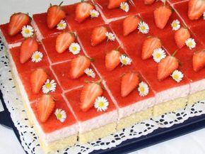 Erdbeertraum Kuchen Rezept In 2020 Kuchen Und Torten Kuchen Und Kuchen Rezepte