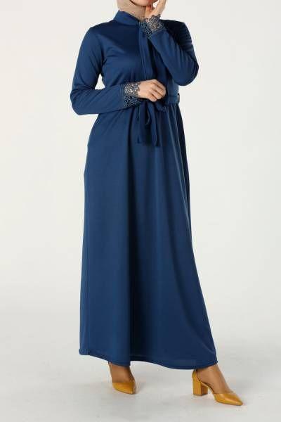 En Sik 2019 Allday Tesettur Elbise Modelleri Moda Tesettur Giyim Elbise Modelleri Elbise Moda Stilleri