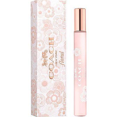 Coach Floral Eau De Parfum Travel Spray Ulta Beauty Coach Floral Luxury Fragrance Fragrance