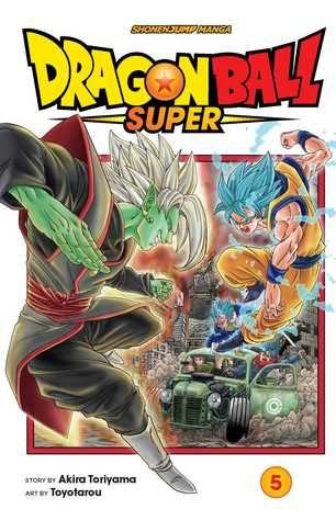 DOWNLOAD PDF] Dragon Ball Super, Vol  5 by Akira Toriyama