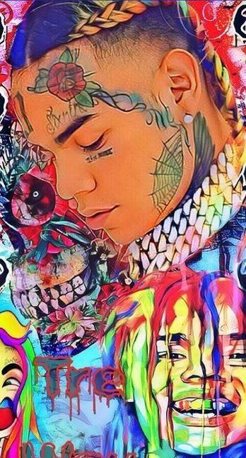 6IX9INE - MAMA (feat  Nicki Minaj, Kanye West) [Official