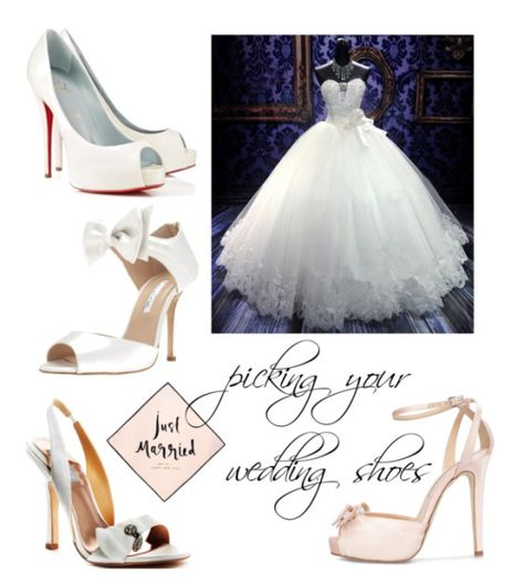 Top Picks for Wedding Shoes – Make a Statement With Your Bridal Heels #wedding #weddingshoes #weddingheels #bride #bridalshoes