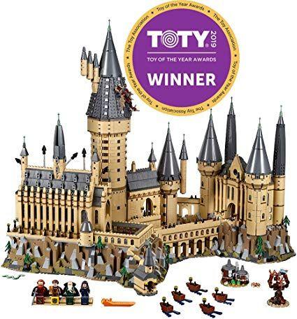 Lego Harry Potter Hogwarts Castle 71043 Castle Model Building Kit With Harry Potter Figu Lego Hogwarts Harry Potter Hogwarts Castle Hogwarts Castle