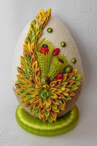 Piekne Jajko Pisanka Ozdoby Wielkanocne Rekodzielo 7165947305 Oficjalne Archiwum Allegro Clip Art Vintage Easter Decoupage