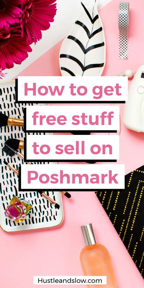 Find Free Stuff to Sell Onlin